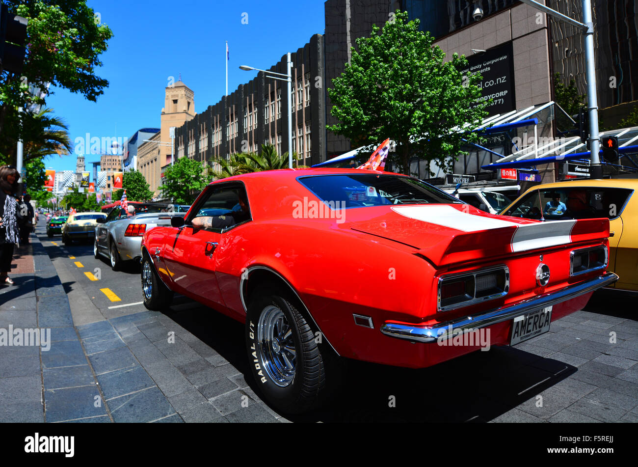 Classic Muscle Car Stock Photos & Classic Muscle Car Stock Images ...