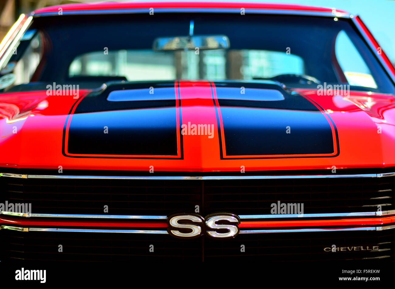 Muscle Cars Stock Photos & Muscle Cars Stock Images - Alamy