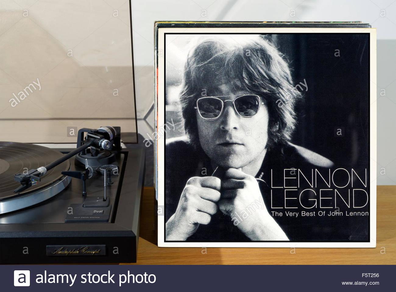 Beatles Record Player Stock Photos Amp Beatles Record Player
