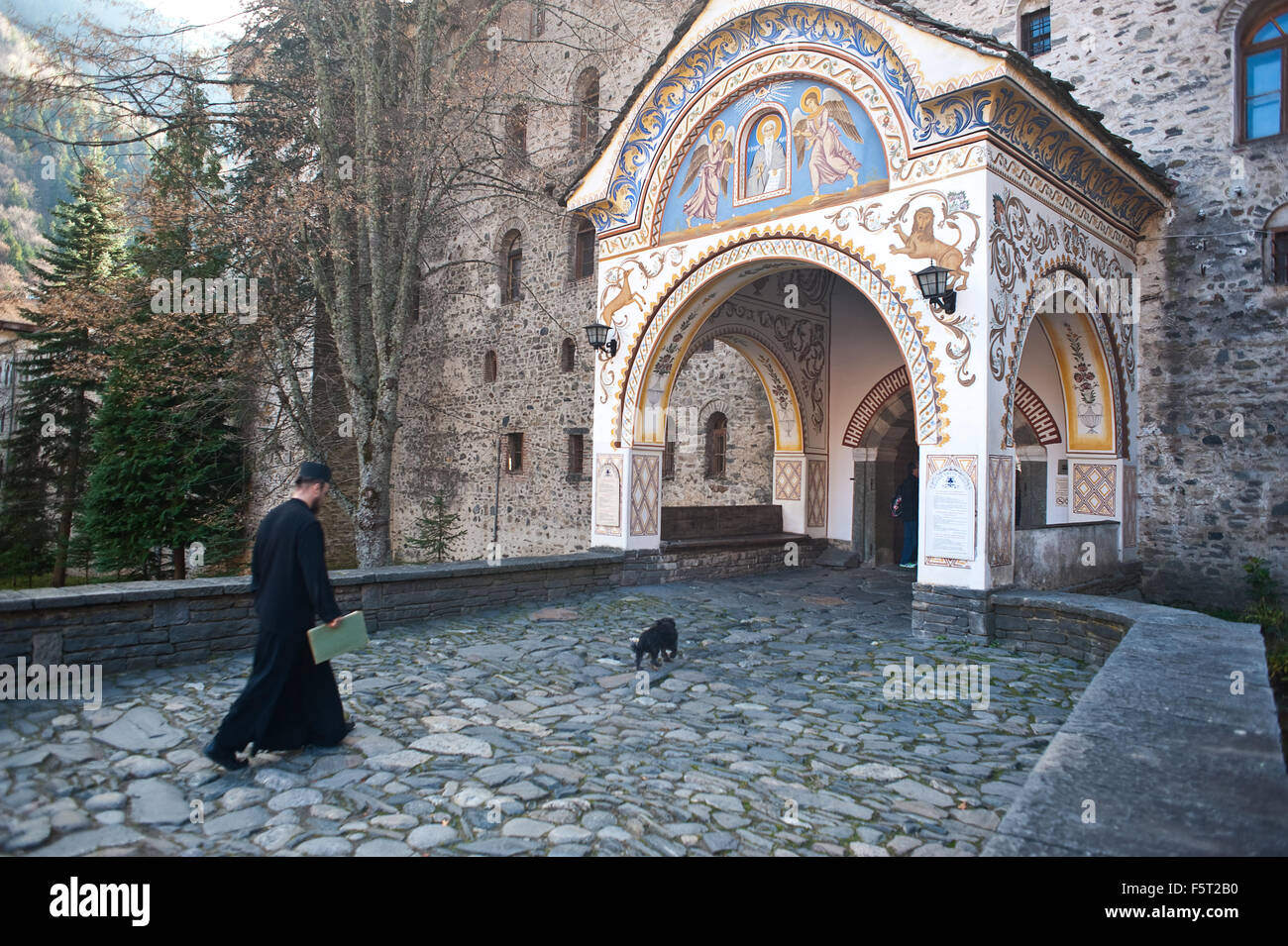 Orthodox monasticism: a selection of sites