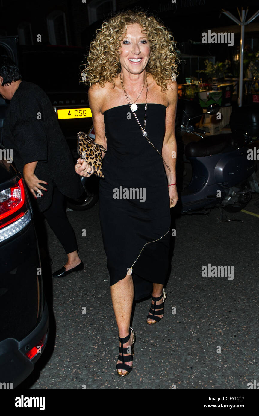 Amanda Wakeley 25th Anniversary Party at Harry s Bar - Arrivals Featuring   Kelly Hoppen Where  London 6aa9b0672