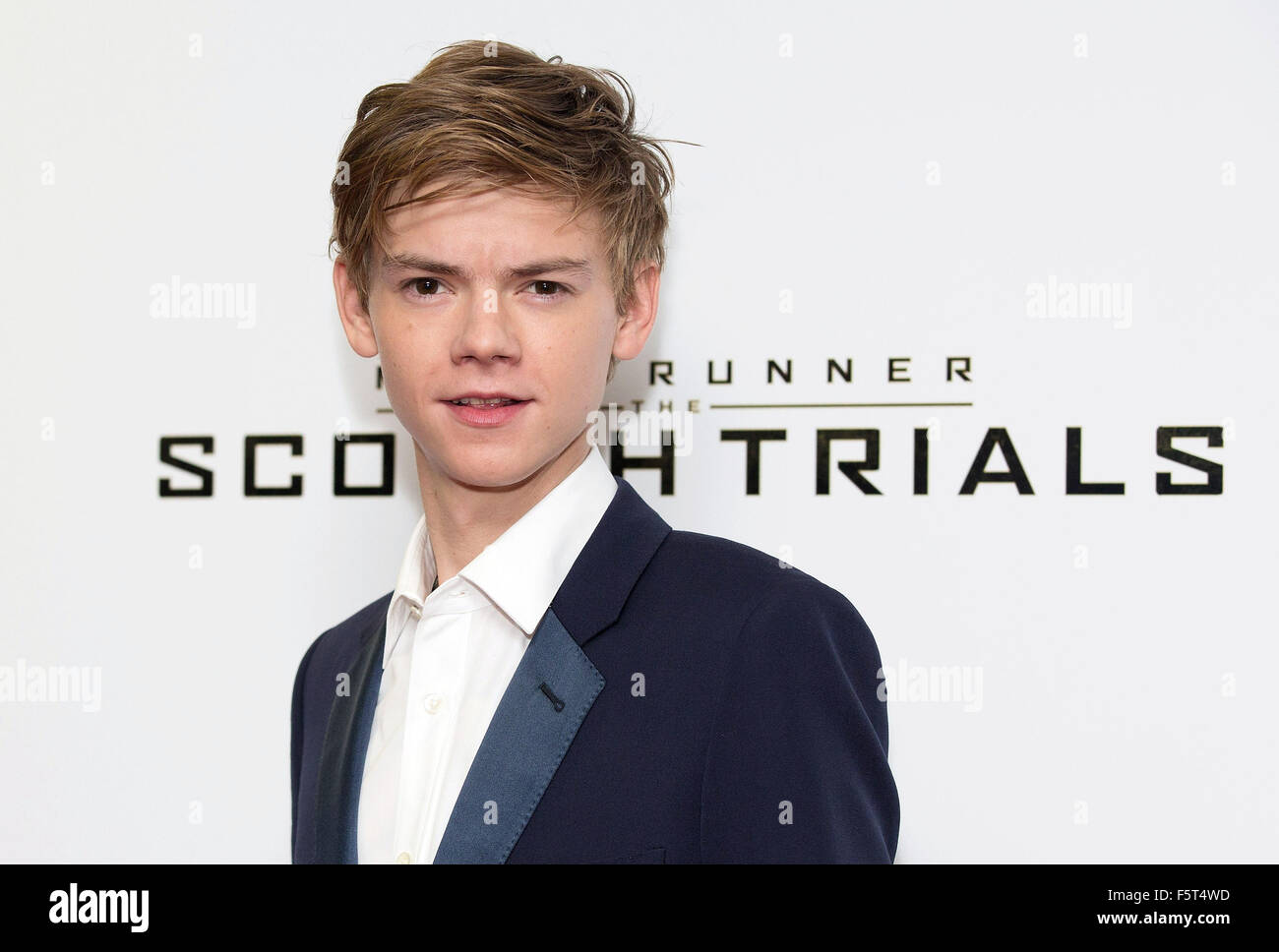UK Fan event for \'Maze Runner: Scorch Trials\' at Vue West End Stock ...