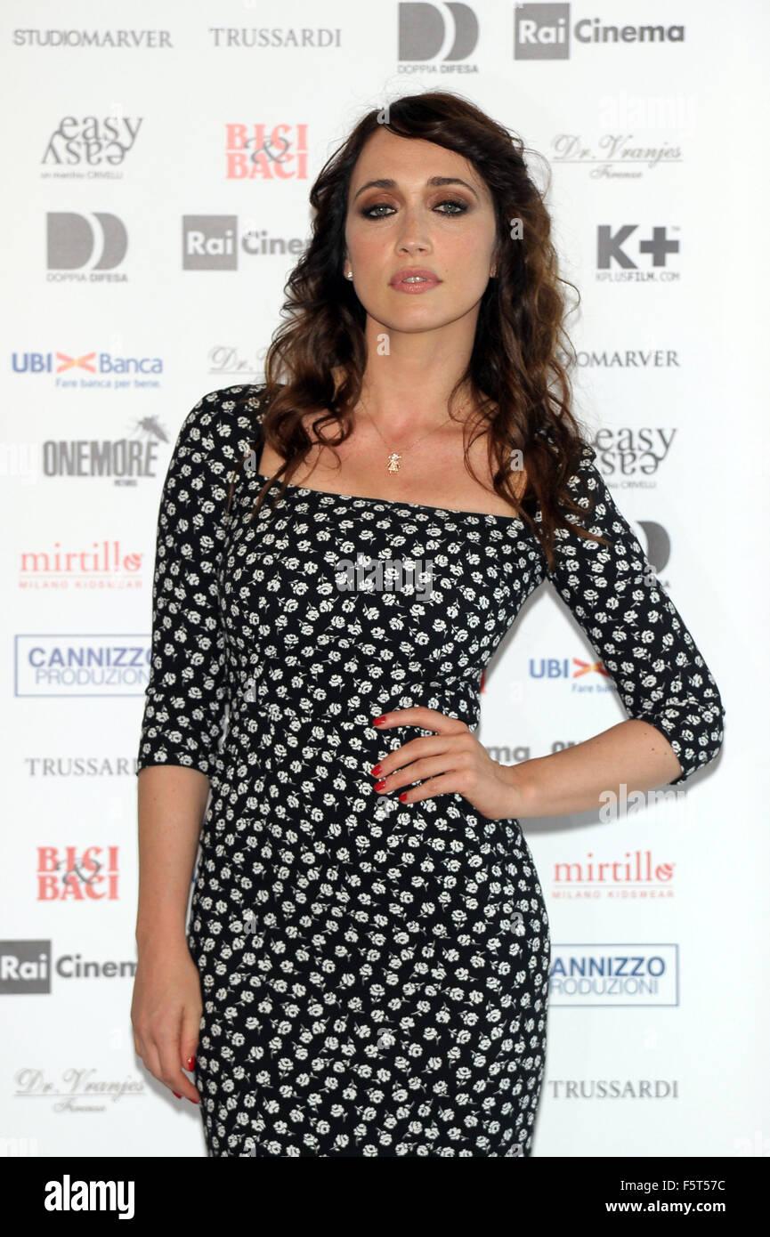 72nd Venice Film Festival - 'Ancora un' altra storia' - Photocall  Featuring: Chiara Francini Where: - Stock Image