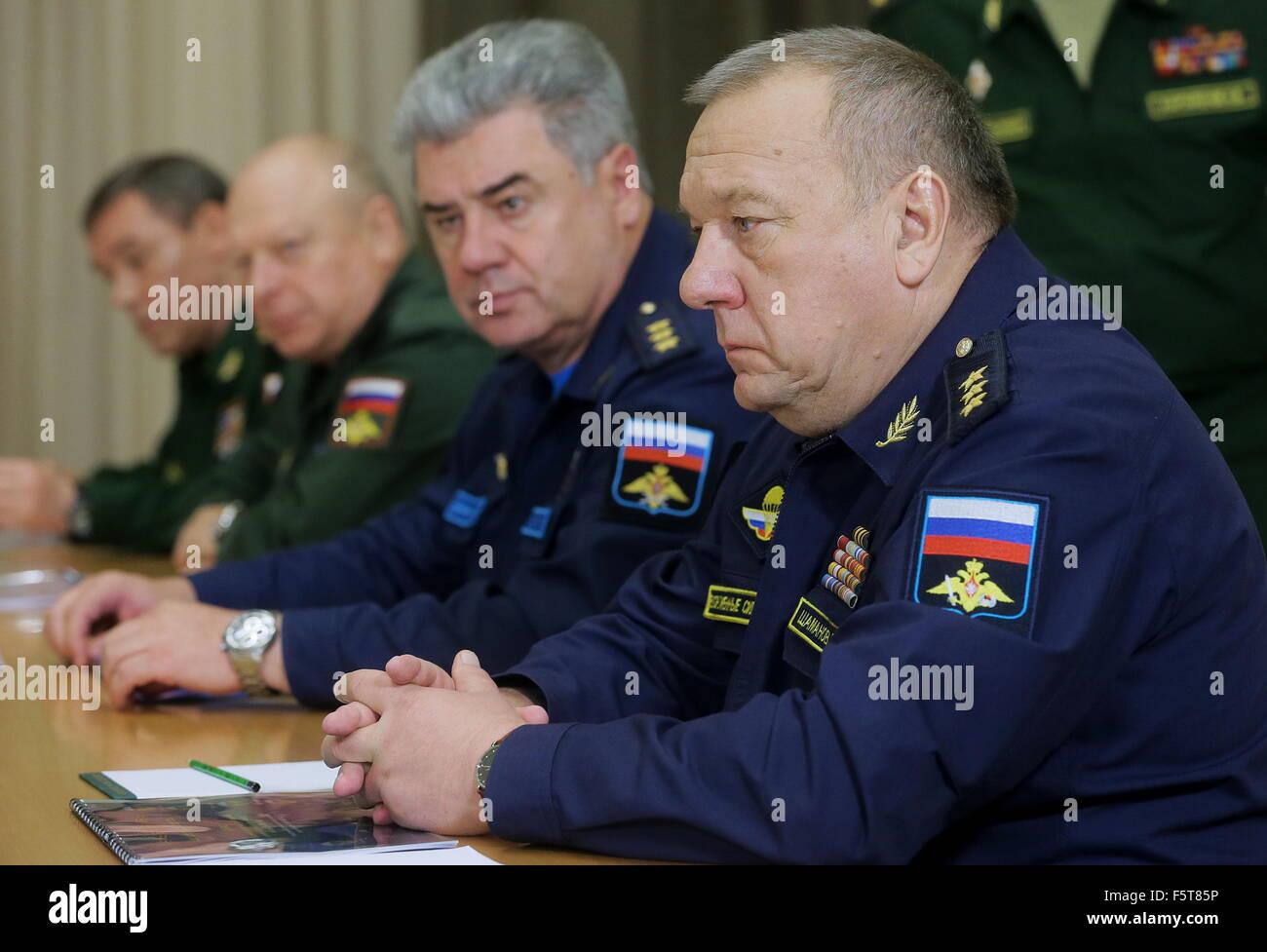 General Shamanov: biography, family, children, photo 18