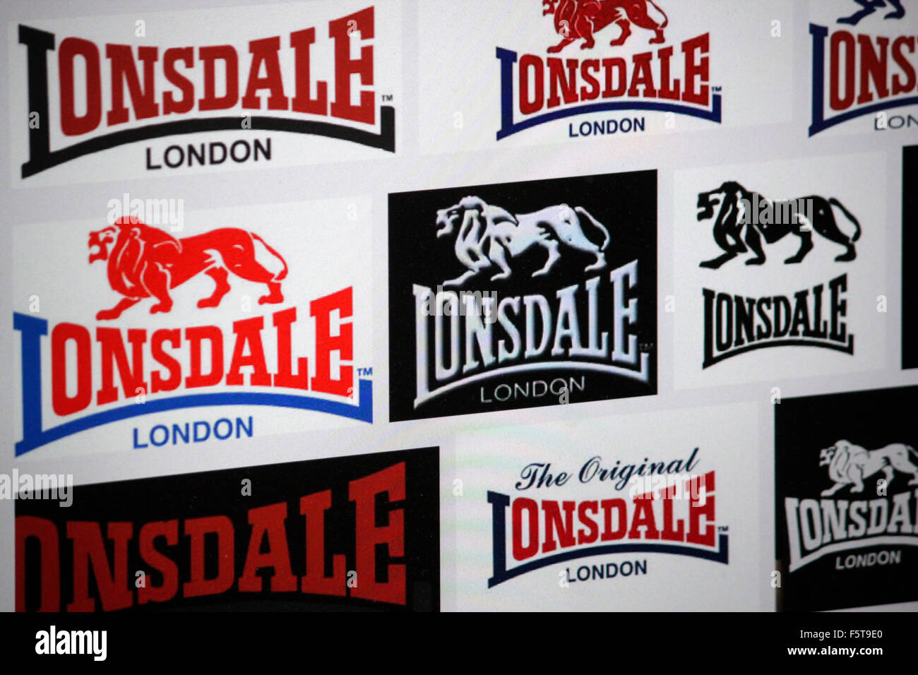 Lonsdale - a trademark with a legendary history