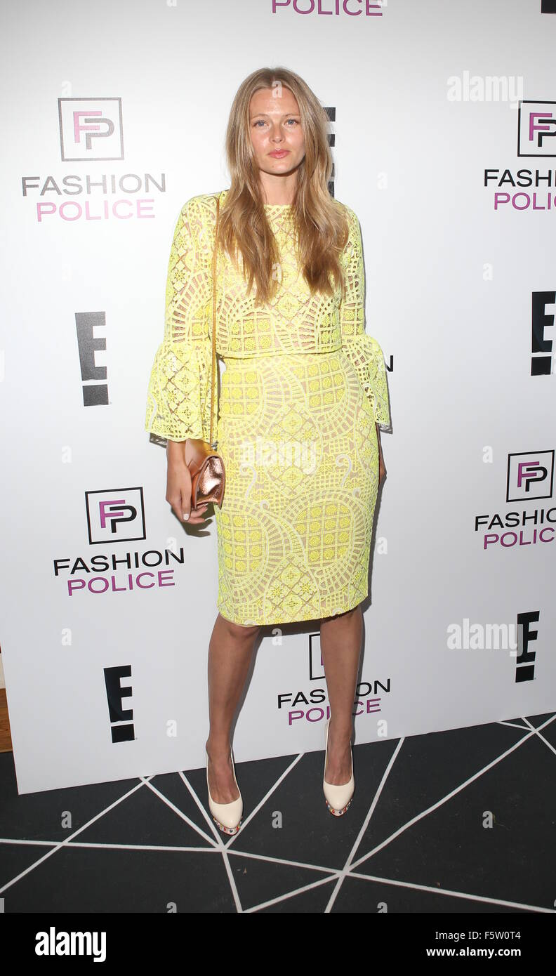 36b7f82c52b E! NYFW Party held at The Standard Featuring  Danielle Redman Where  New  York