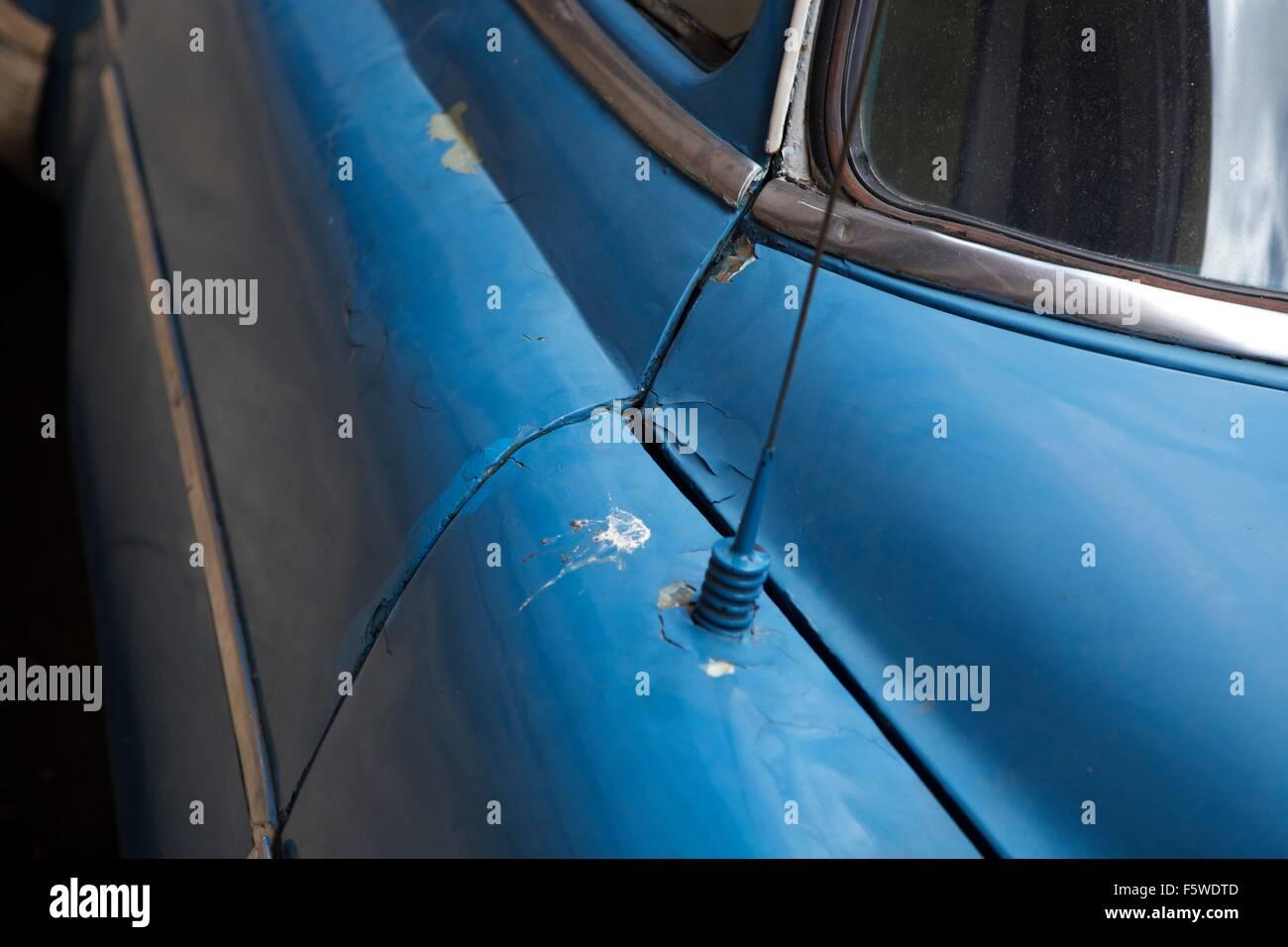 Old Car Antenna Stock Photos & Old Car Antenna Stock Images - Alamy