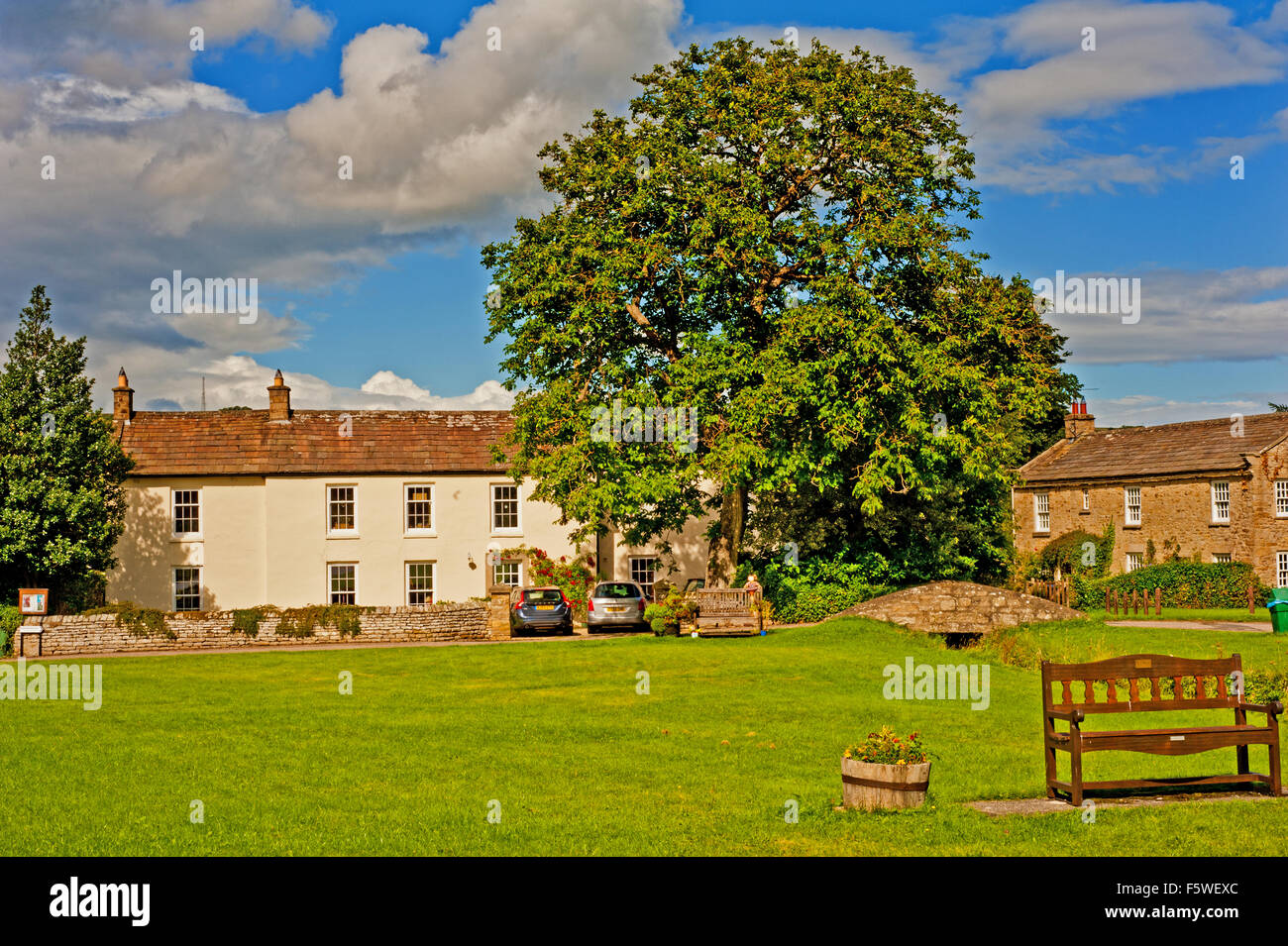 Cotherstone, Teesdale, - Stock Image