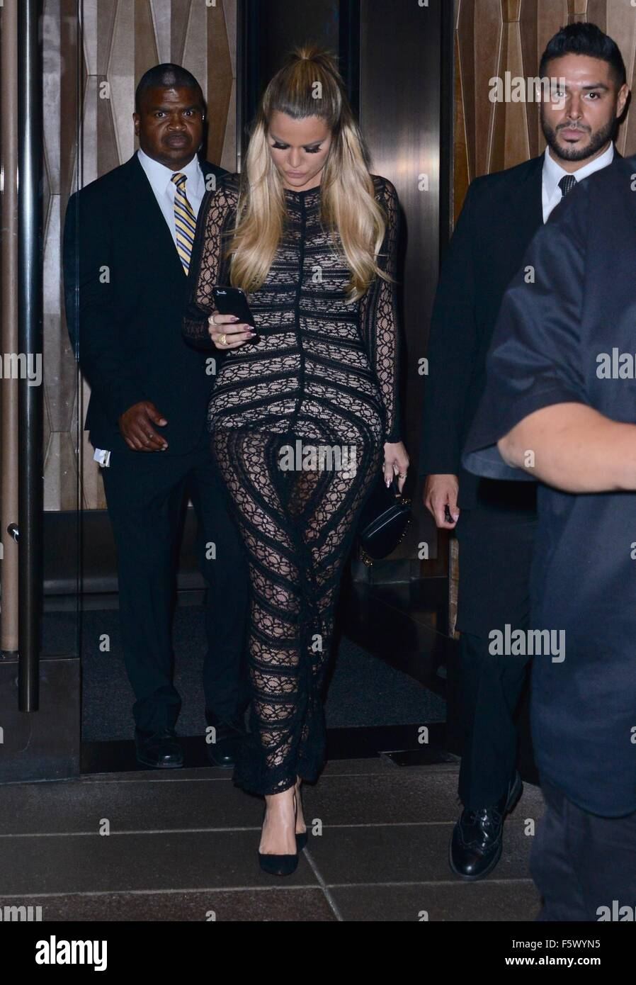 pictures Khloe kardashian night out style york city