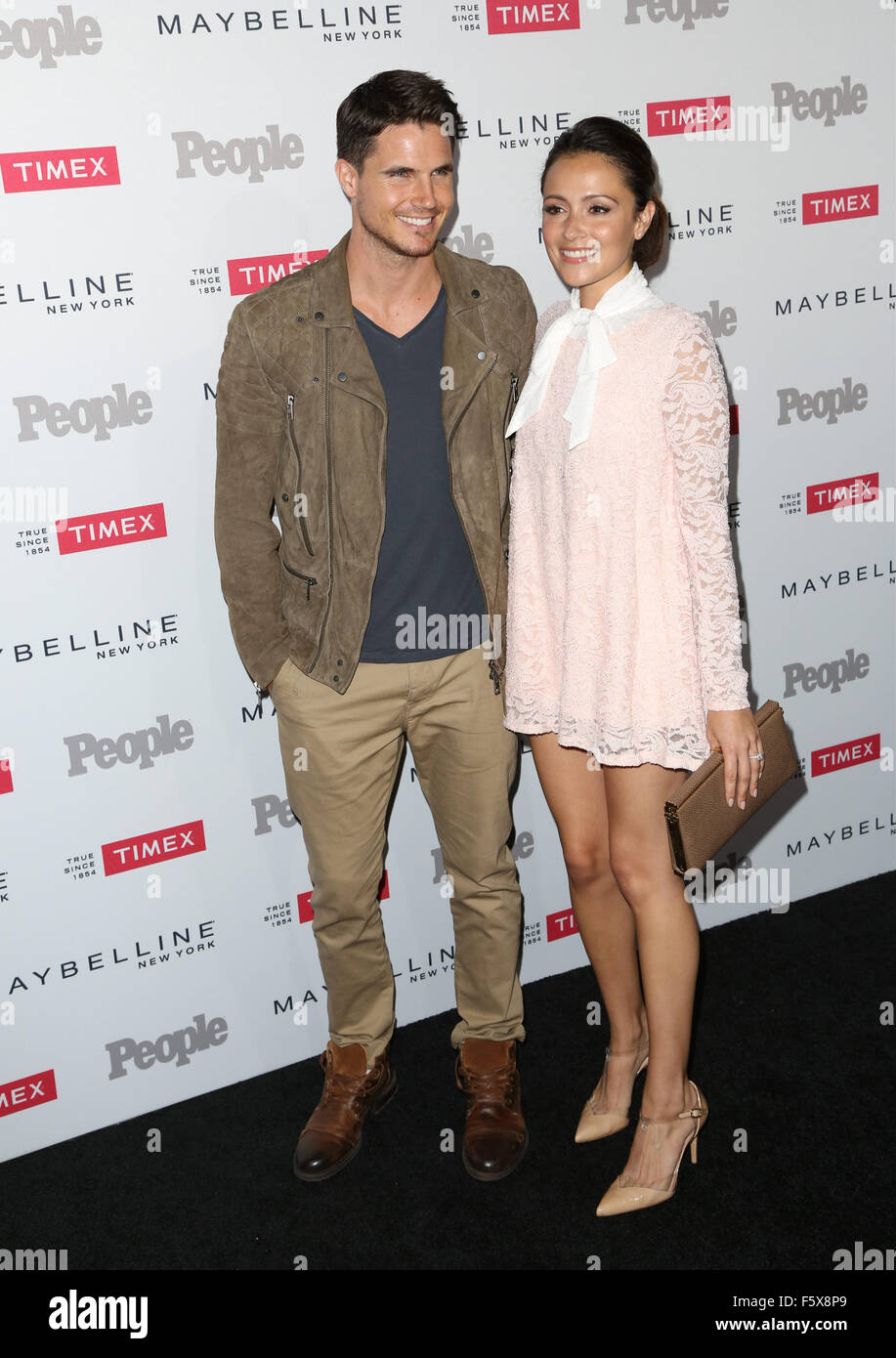 People magazine's 'Ones to Watch' Party - Arrivals Featuring