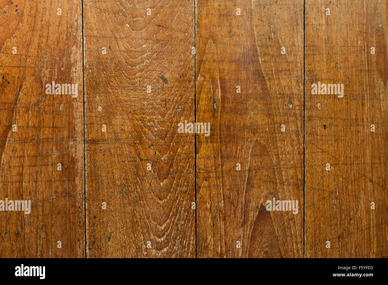 Wooden Table Texture - Stock Image