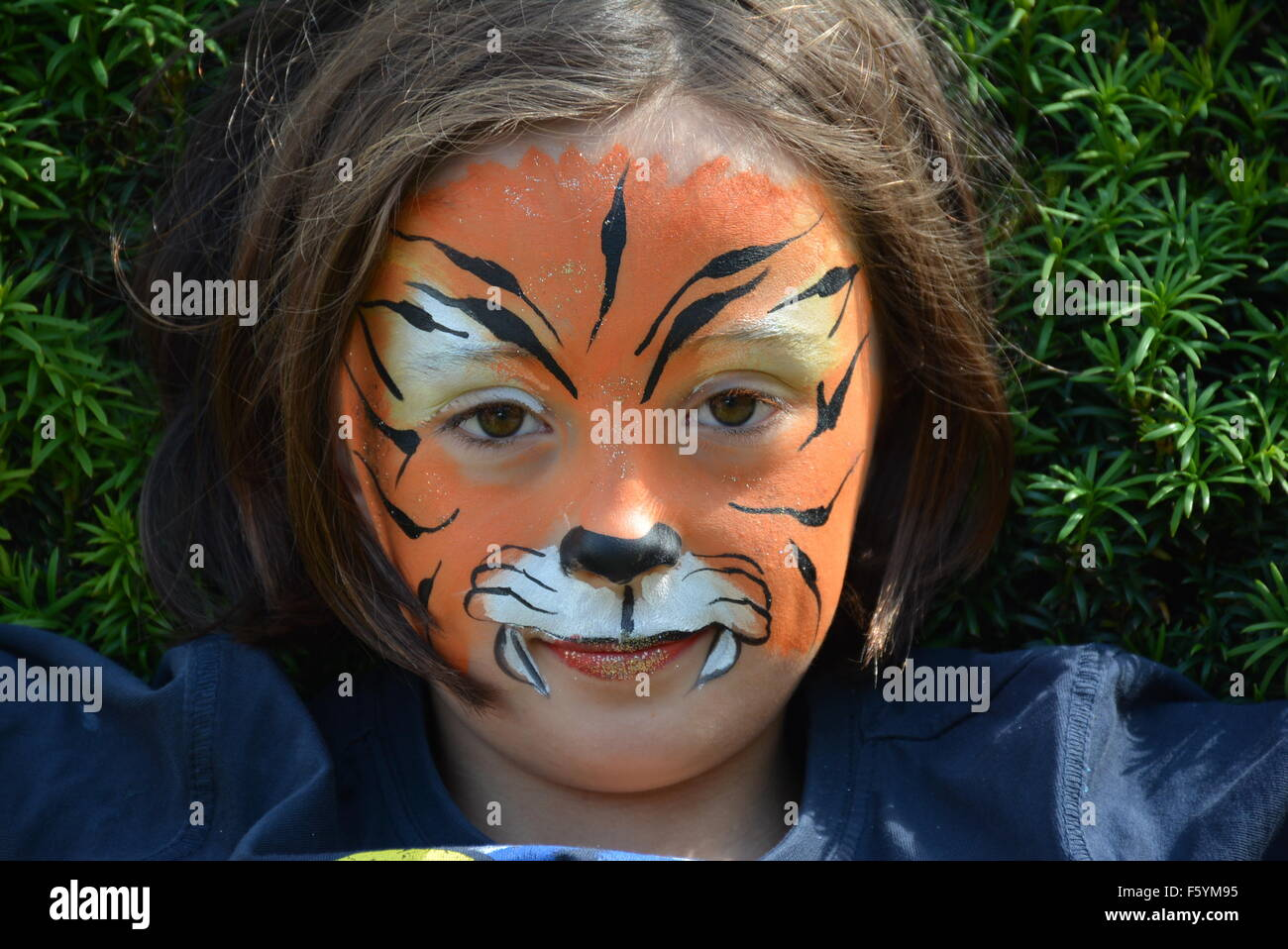 Playgrounds,kids, face painting, estates, day's out, play, kids care, schools, kids environments, children, - Stock Image