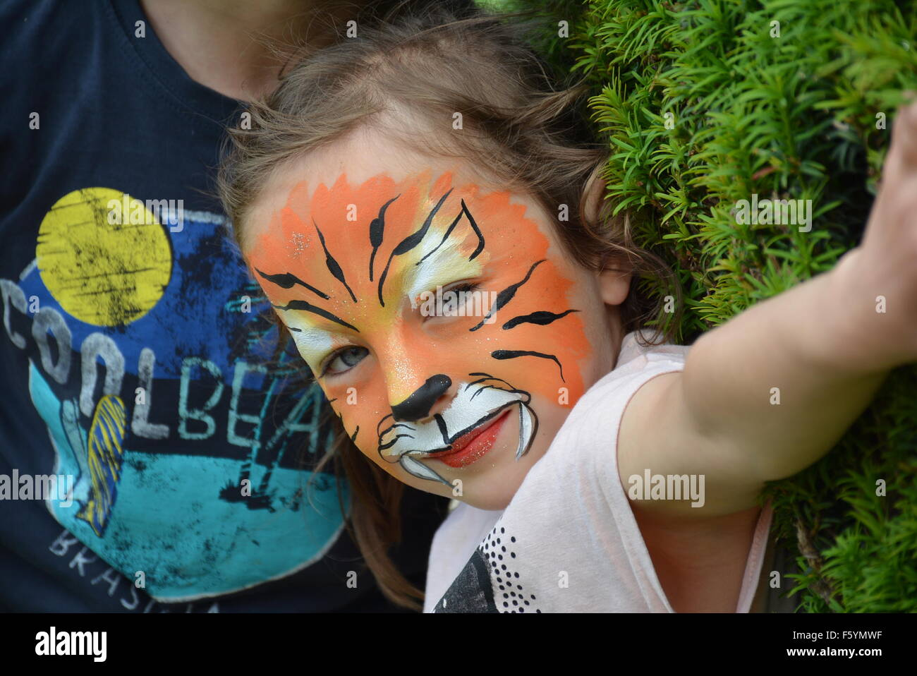 Playgrounds,kids, face painting, estates, day's out, play, kids care, schools, kids environments, children, community, Stock Photo
