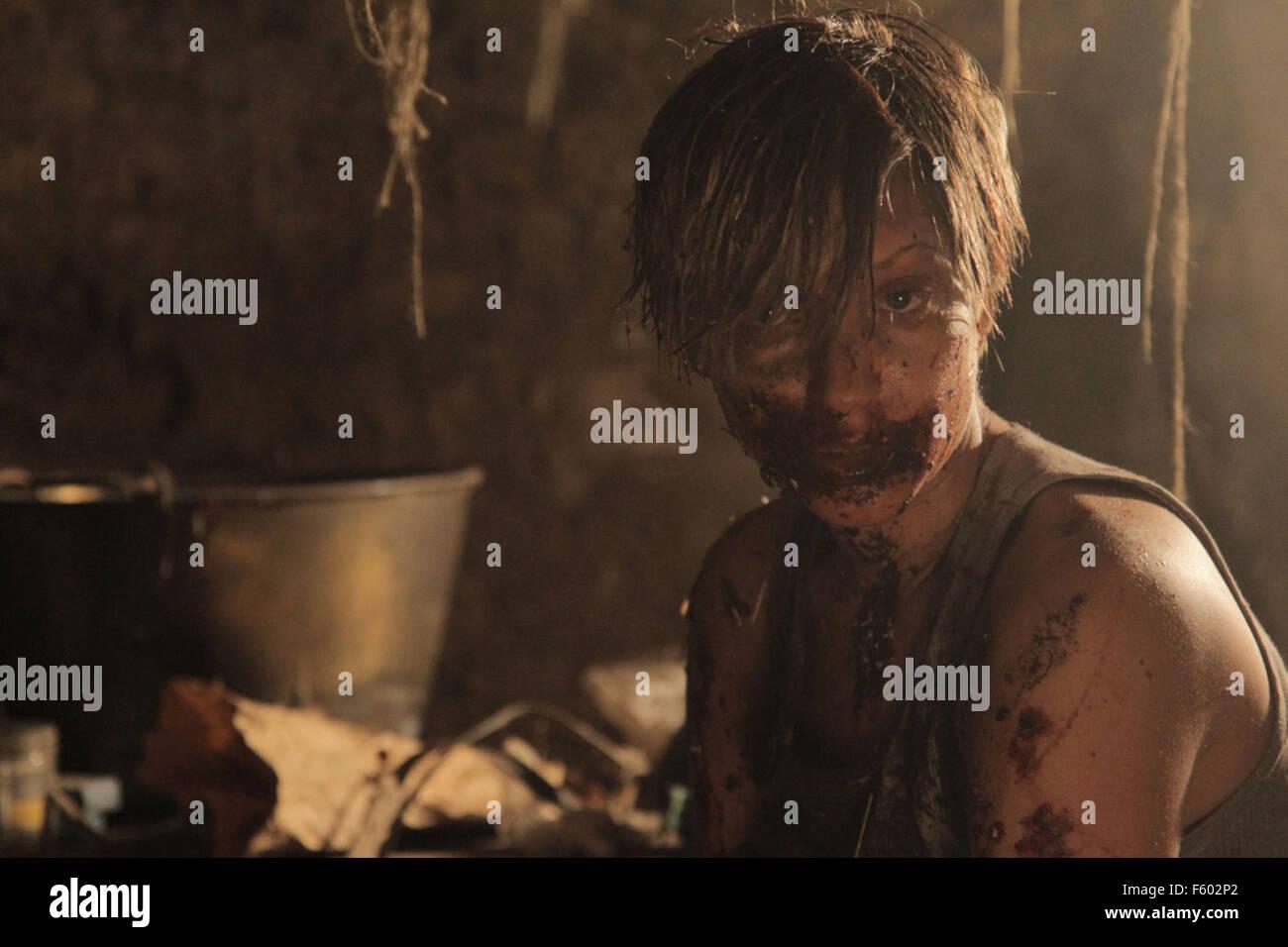LOVELY MOLLY (2011)  GRETCHEN LODGE  EDUARDO SANCHEZ (DIR)  MOVIESTORE COLLECTION LTD - Stock Image