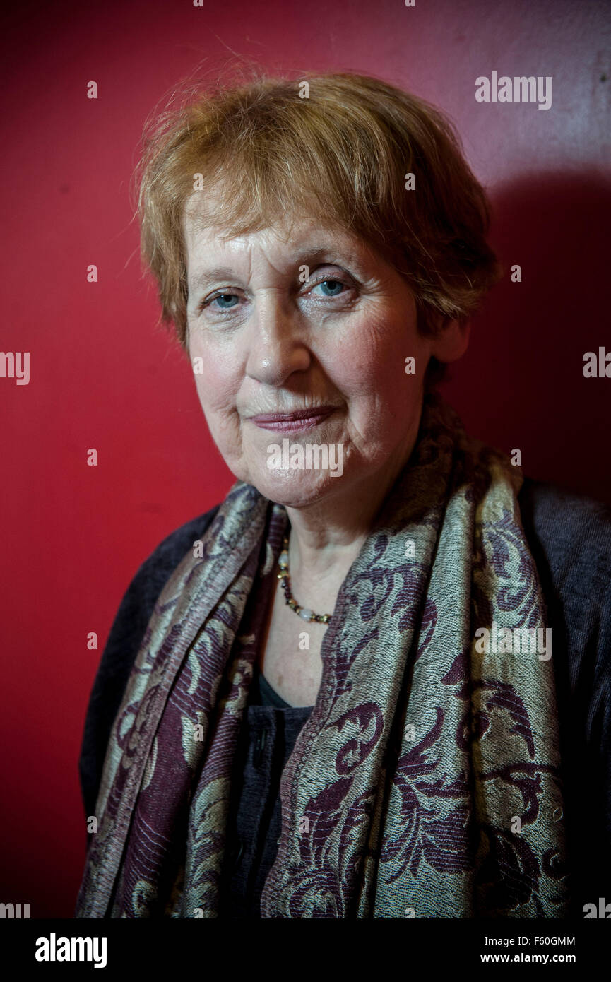 Wendy Cope  @ 5x15 London Tabernacle - Stock Image