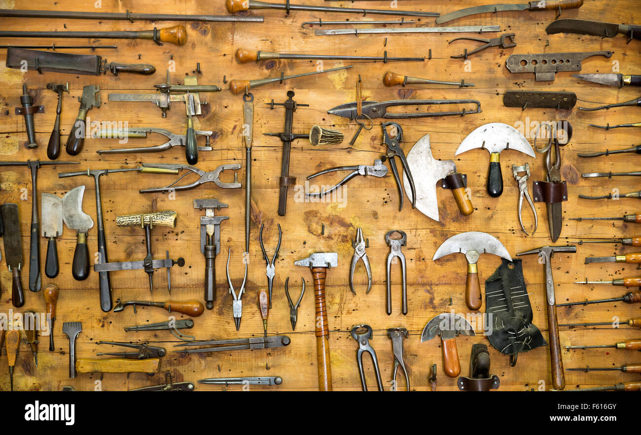 Tool Shed Ideas Workshop
