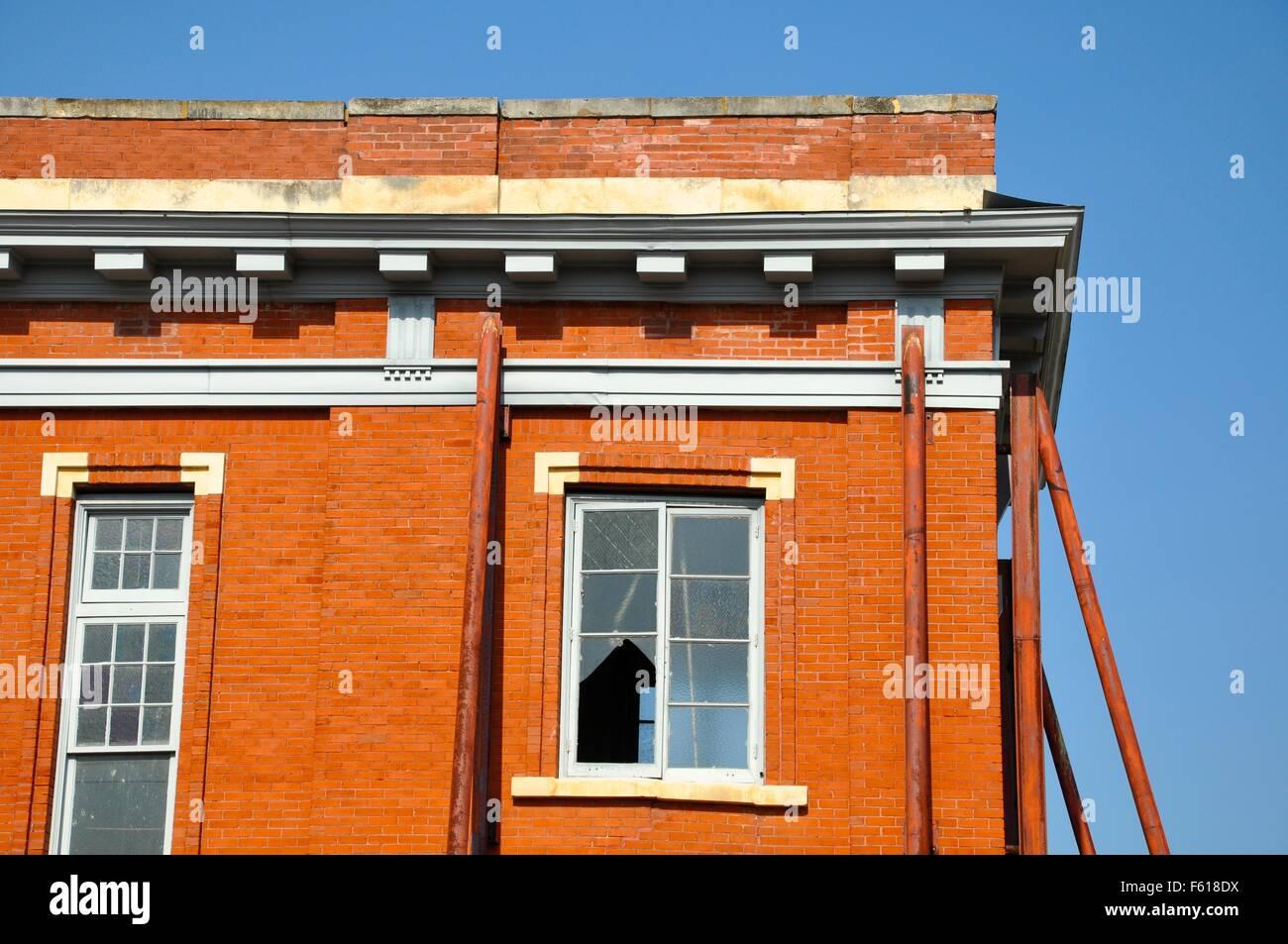 COURT HOUSE in Livingston, Texas - Stock Image