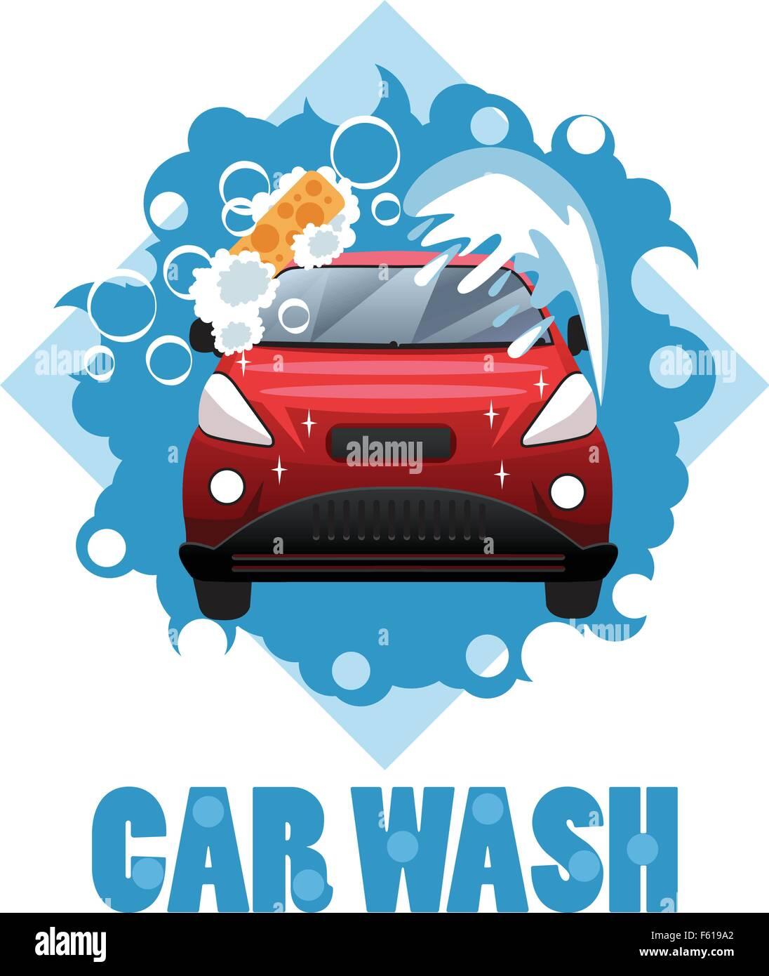 Car Wash Poster Stock Photos Car Wash Poster Stock Images Alamy