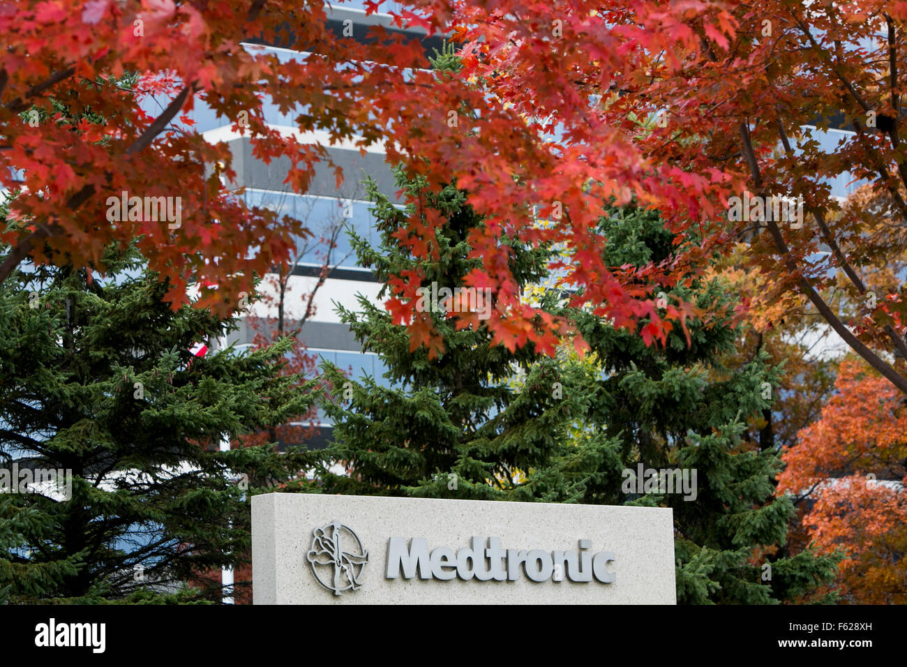 Medtronic Minneapolis Stock Photos & Medtronic Minneapolis