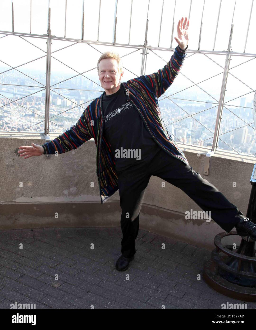 Philippe Petit, the French high-wire artist who inspired \'The Walk ...