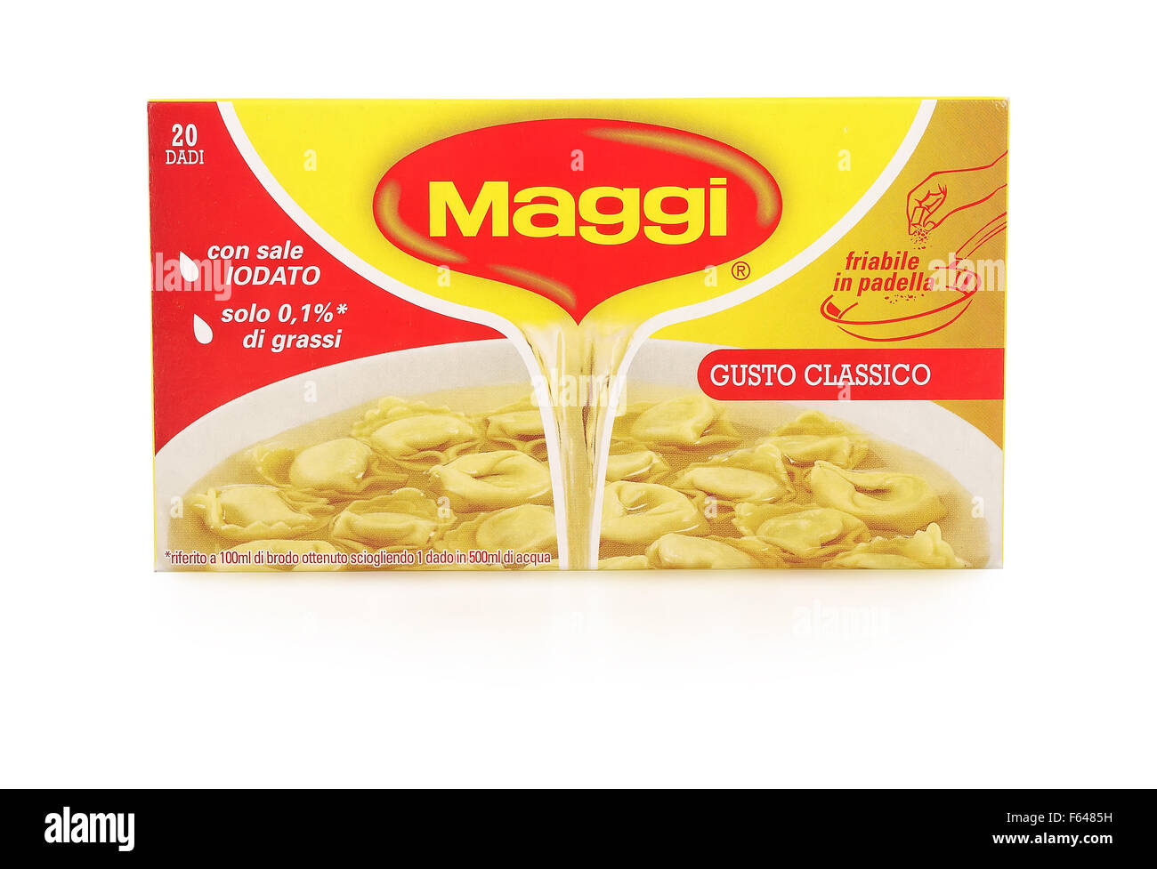 Maggi cubes, Owned by Nestle, Maggi is an international