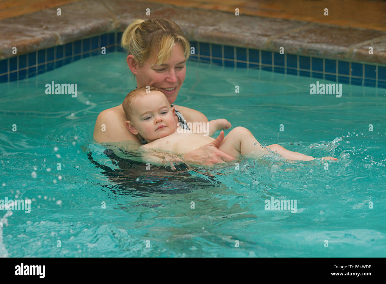 Swimming Lessons Stock Photos Swimming Lessons Stock Images Alamy