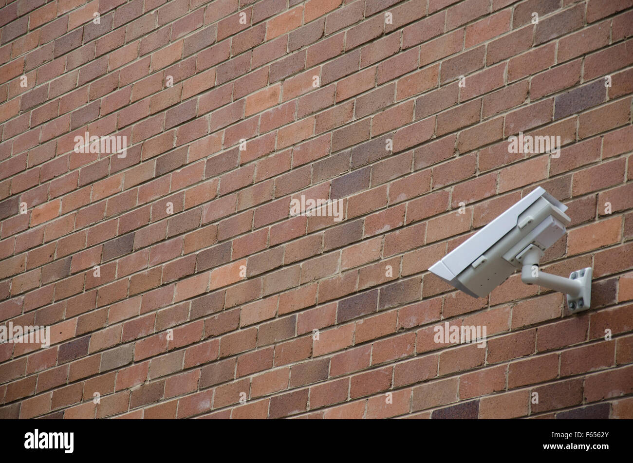 24 hour Surveillance or security CCTV camera in Sydney - Stock Image