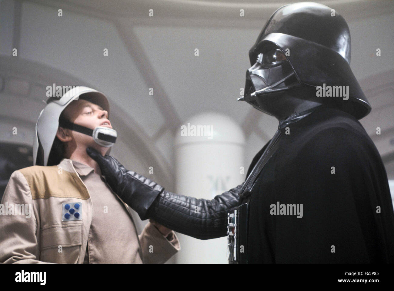 Star Wars: Episode IV - A New Hope Year : 1977 USA Director : George Lucas David Prowse - Stock Image