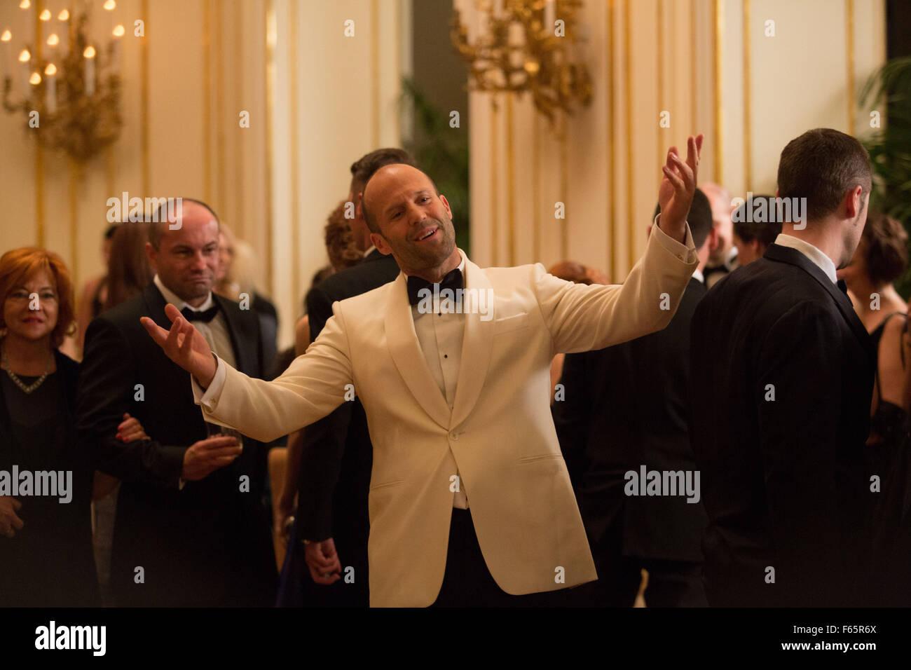 Spy Year : 2015 USA Director : Paul Feig Jason Statham - Stock Image