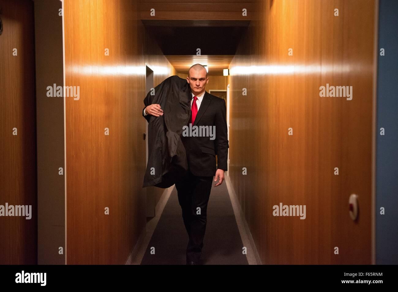 Hitman Agent 47 Year 2015 Usa Germany Director