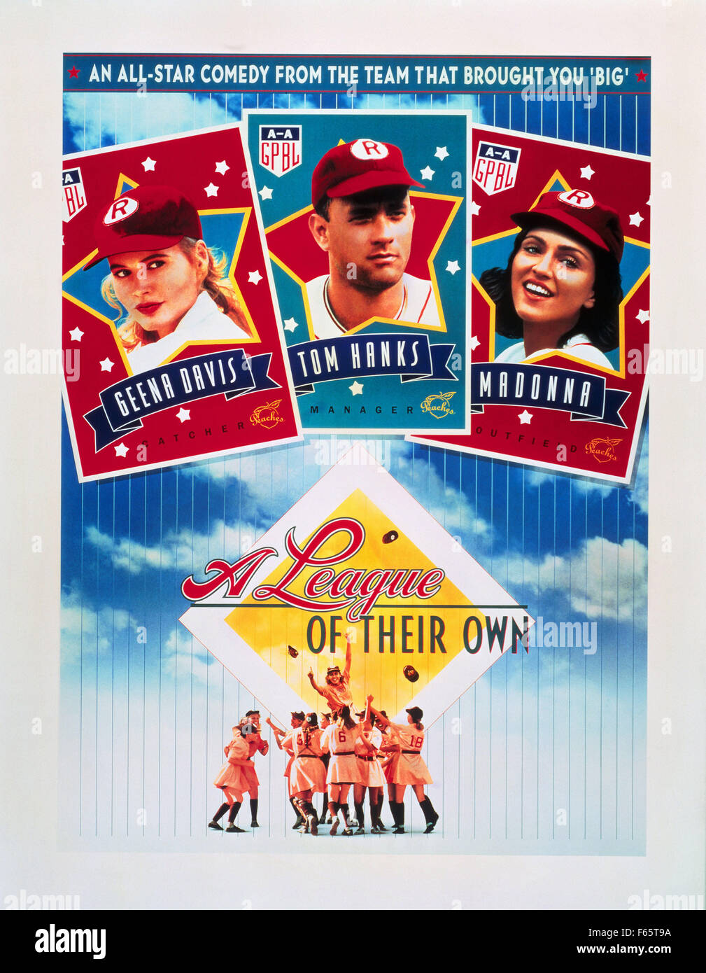 an analysis of women of the mlb in a league of their own by penny marshall And sexual abuse on women during the 1980s in america a movie analysis of a league of their own by penny marshall journalists and bloggers covering nfl, mlb.