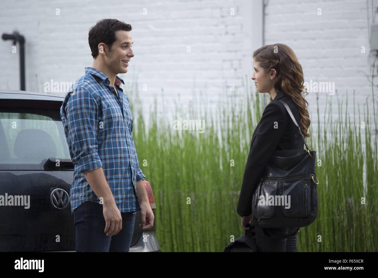 Pitch Perfect 2 Year : 2015 USA Director : Elizabeth Banks Skylar Astin - Stock Image