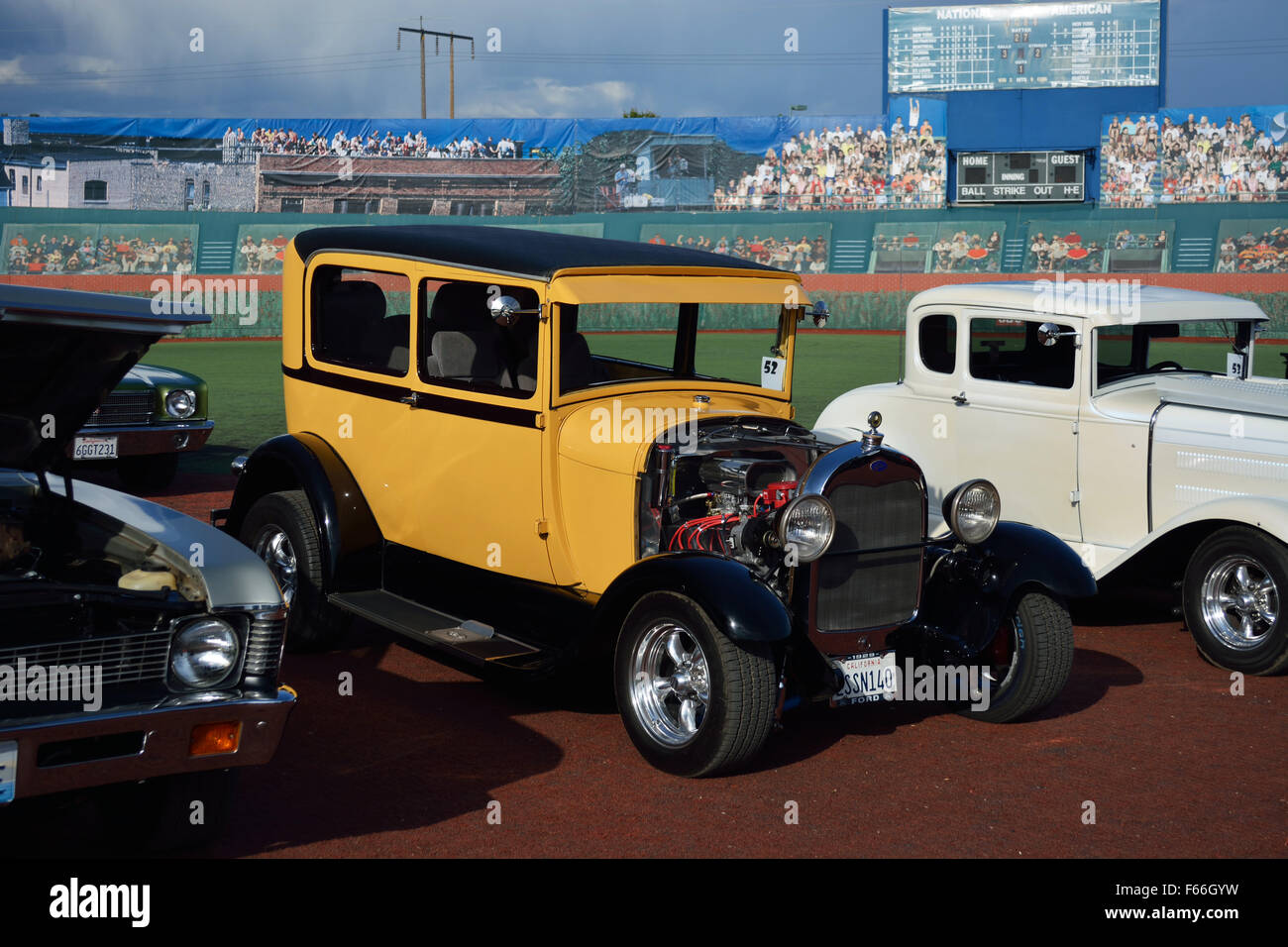 A classic car is an older automobile; the exact definition varies ...