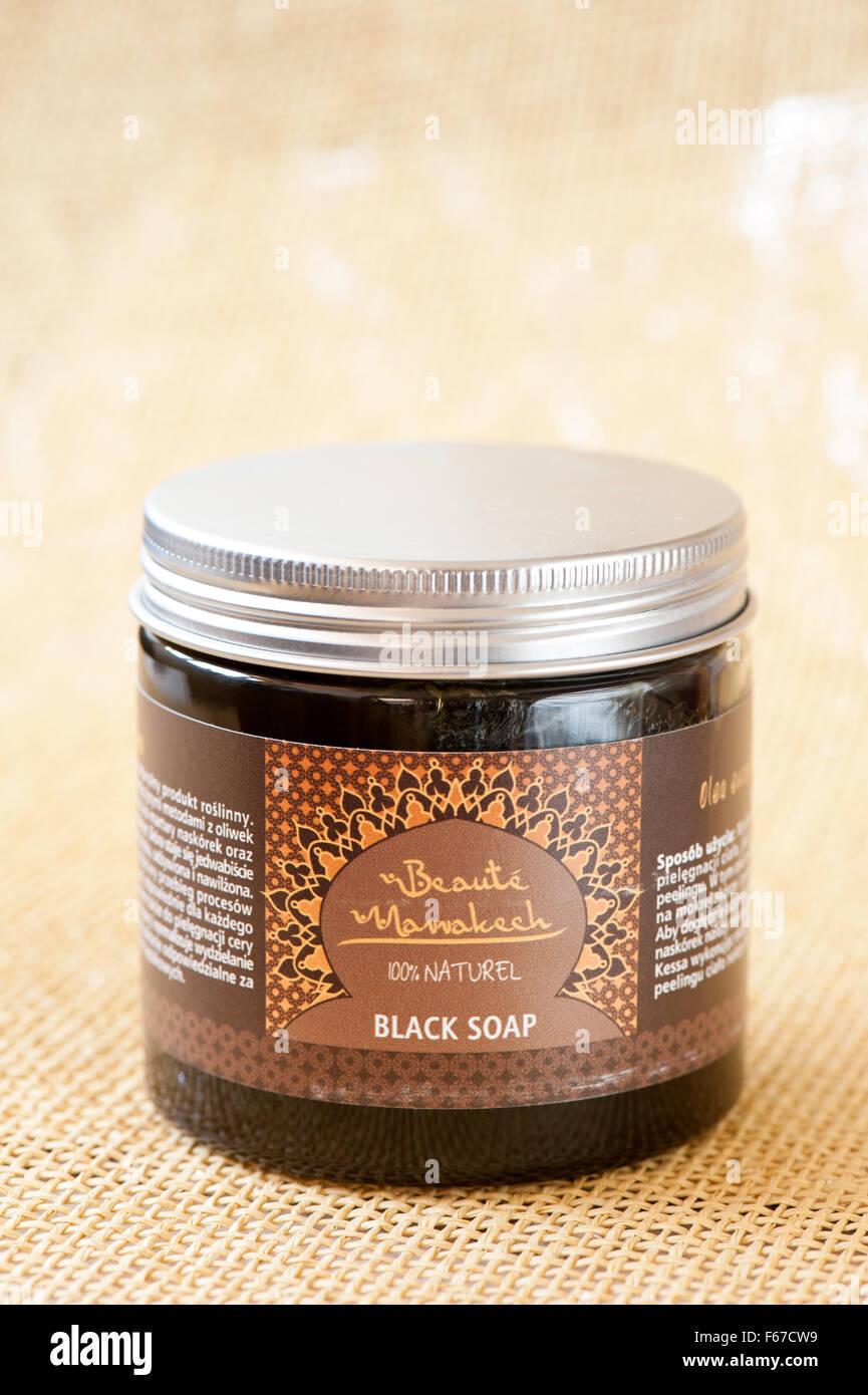 savon noir a marrakech