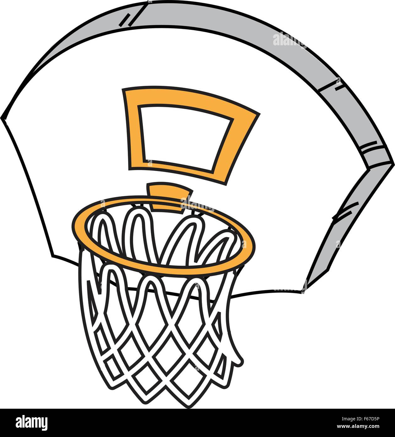 Cartoon Basketball Hoop Net And Backboard Stock Vector Image Art Alamy Choose from over a million free vectors, clipart graphics, vector art images, design templates, and illustrations created by artists worldwide! cartoon basketball hoop net and backboard stock vector image art alamy
