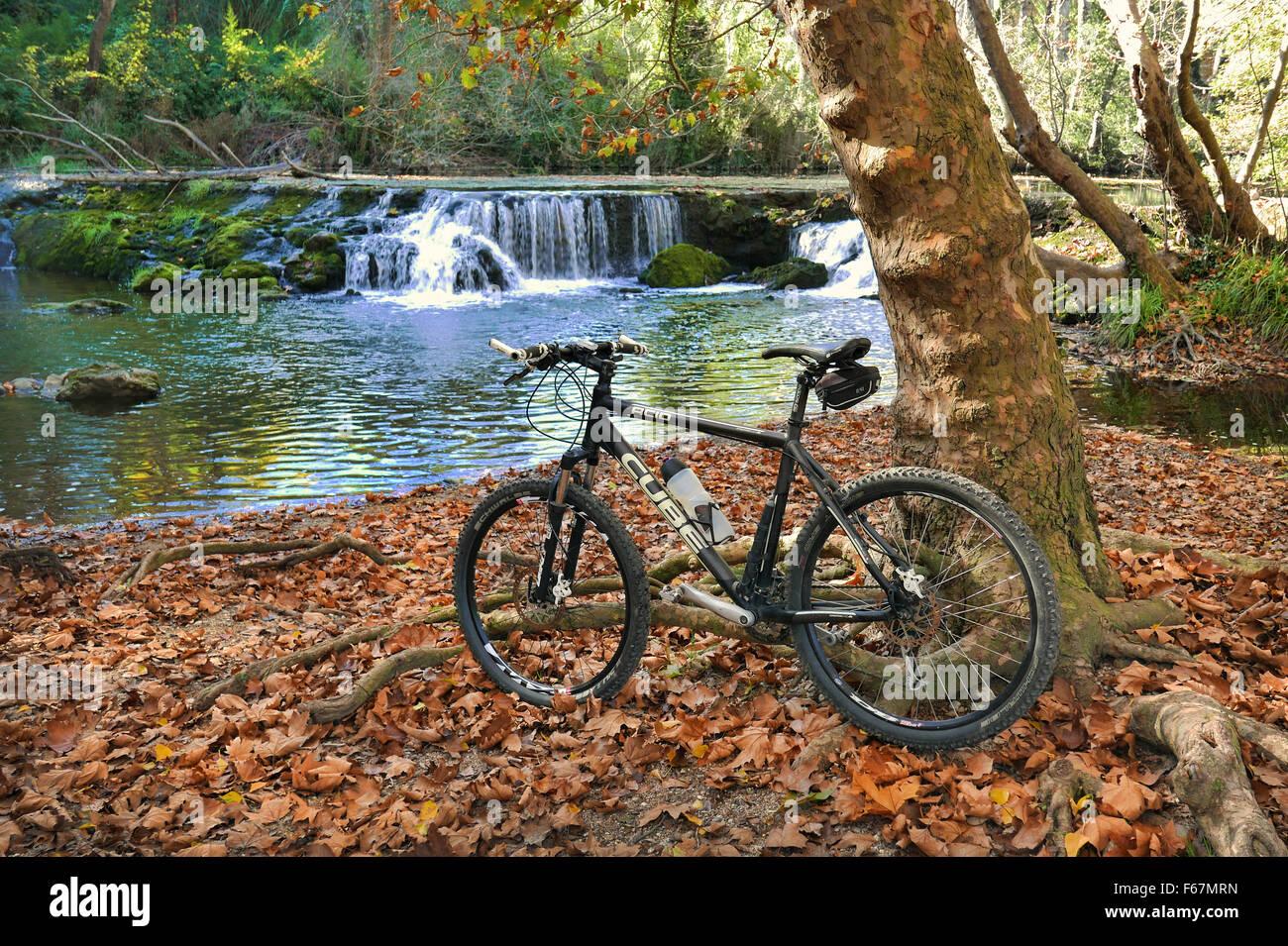 Mountain bike trail riding near me