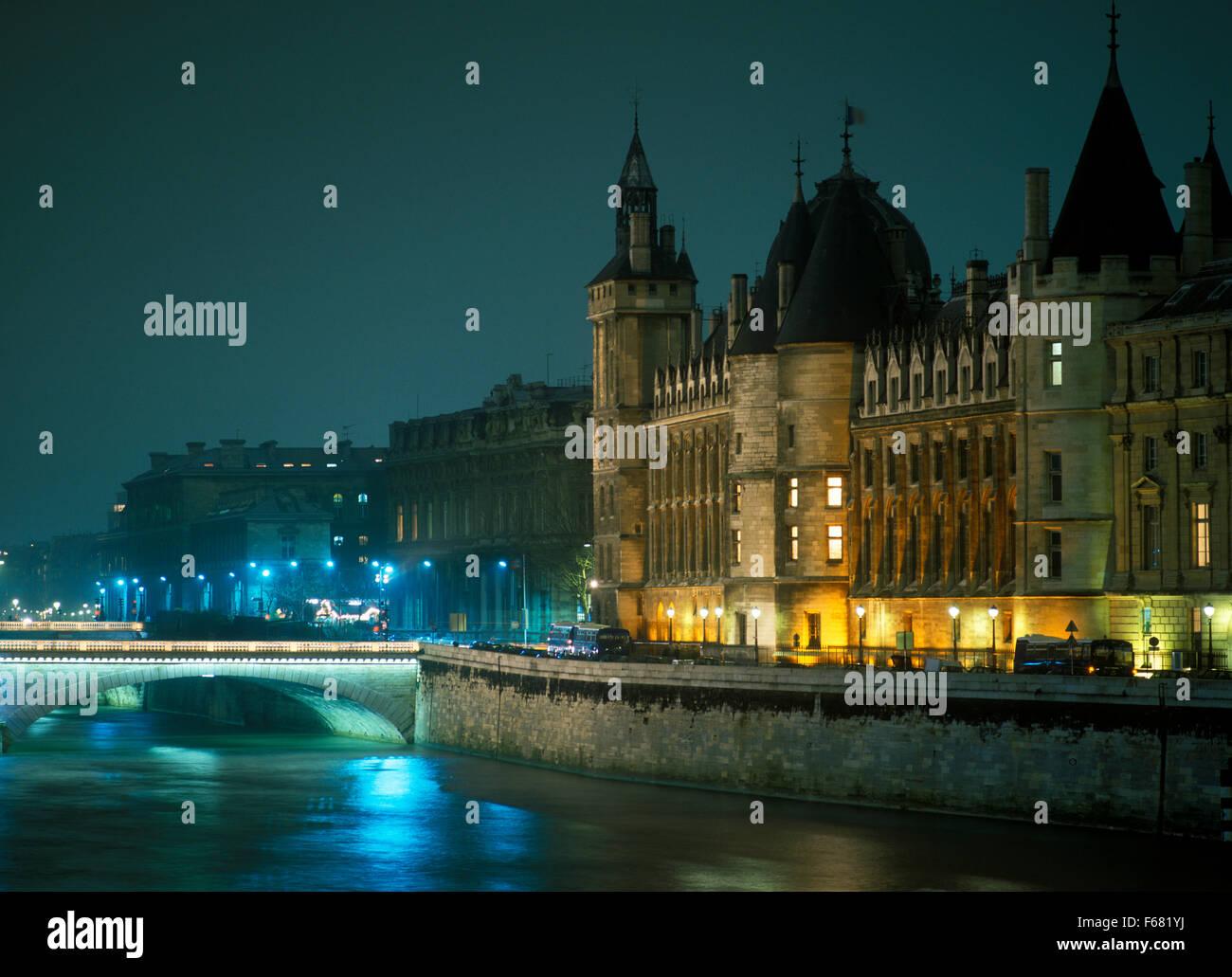 France, Paris, Pont-Neuf - Stock Image