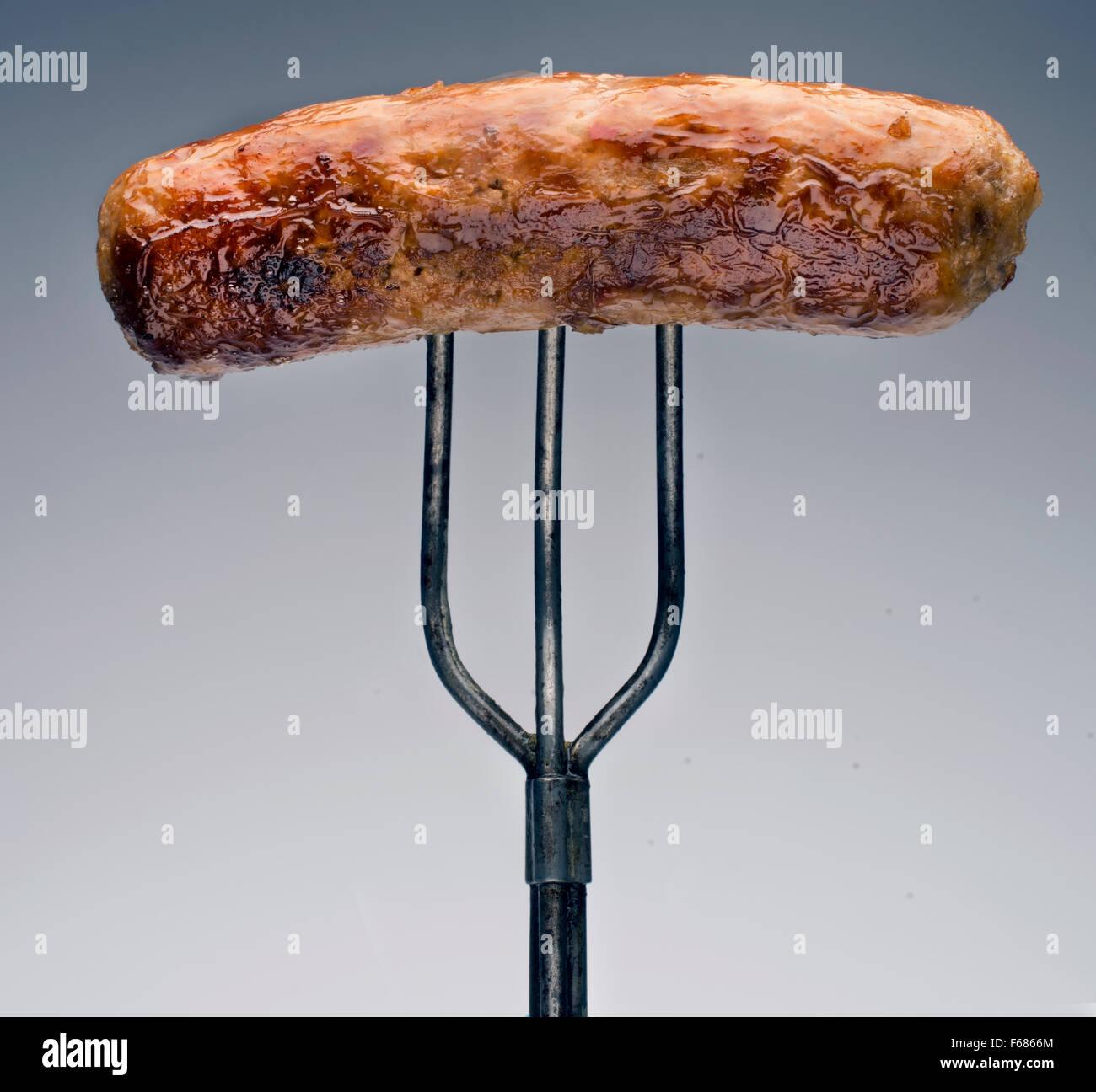 sausage - Stock Image