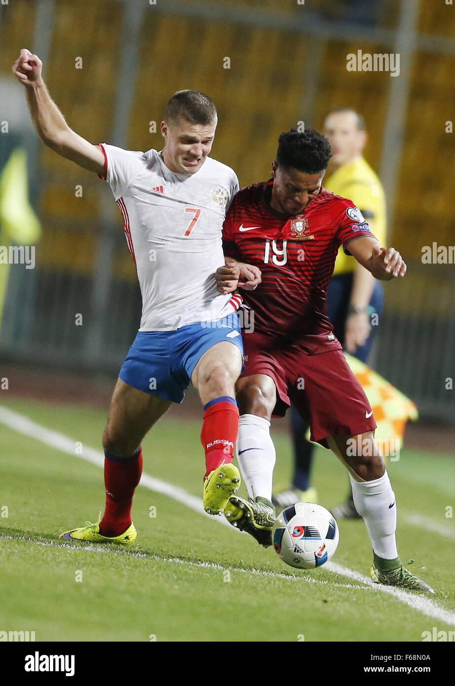 Igor Denisov: Zenith for me is an ordinary rival 80