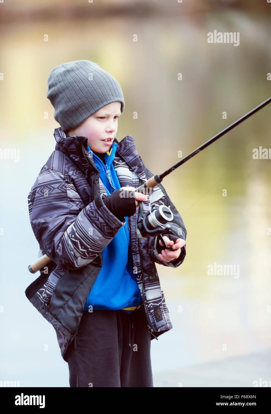 Fishing - Stock Image