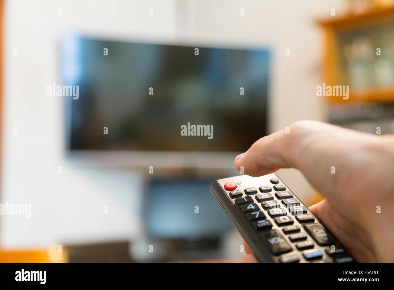 Lg Smart Tv Remote Stock Photos & Lg Smart Tv Remote Stock