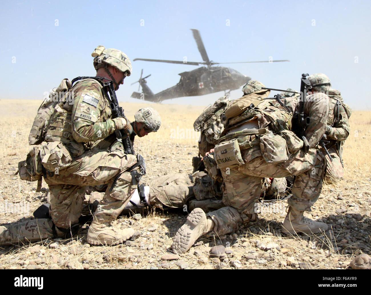Third Brigade Combat Team, 101st Airborne Division soldiers