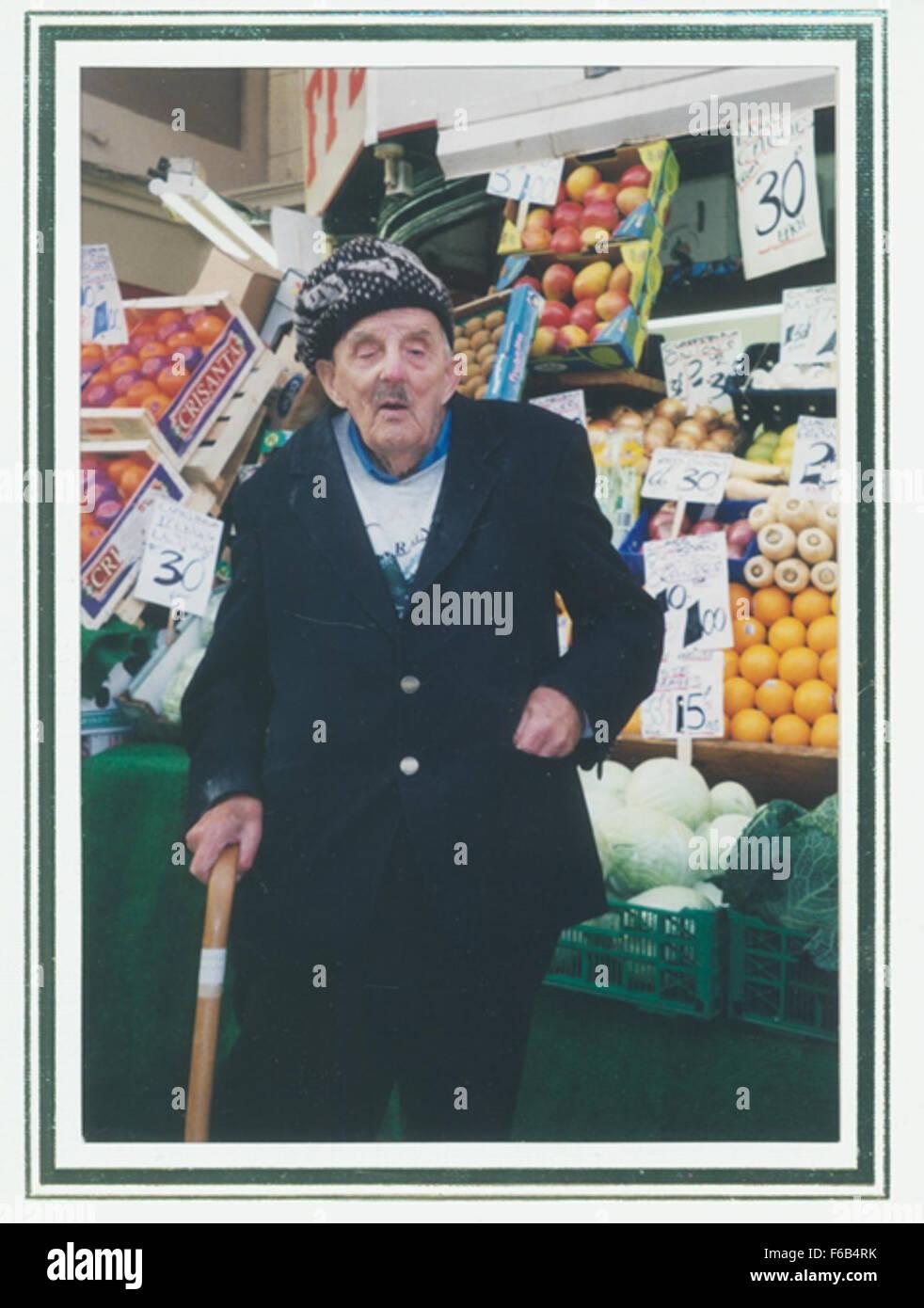 Jimmy Forsyth 2007 - Stock Image