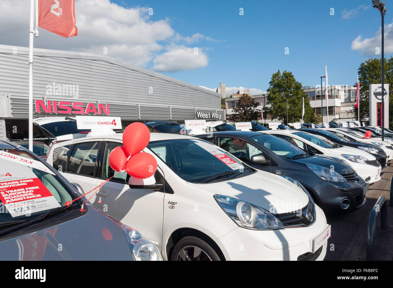 Used Car Dealerships Windsor >> West Way Nissan Cared4 Used Car Sales Yard Windsor Way