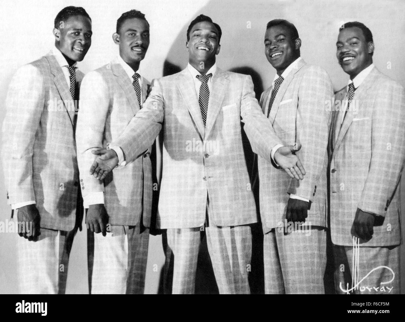 Image result for clyde mcphatter drifters images