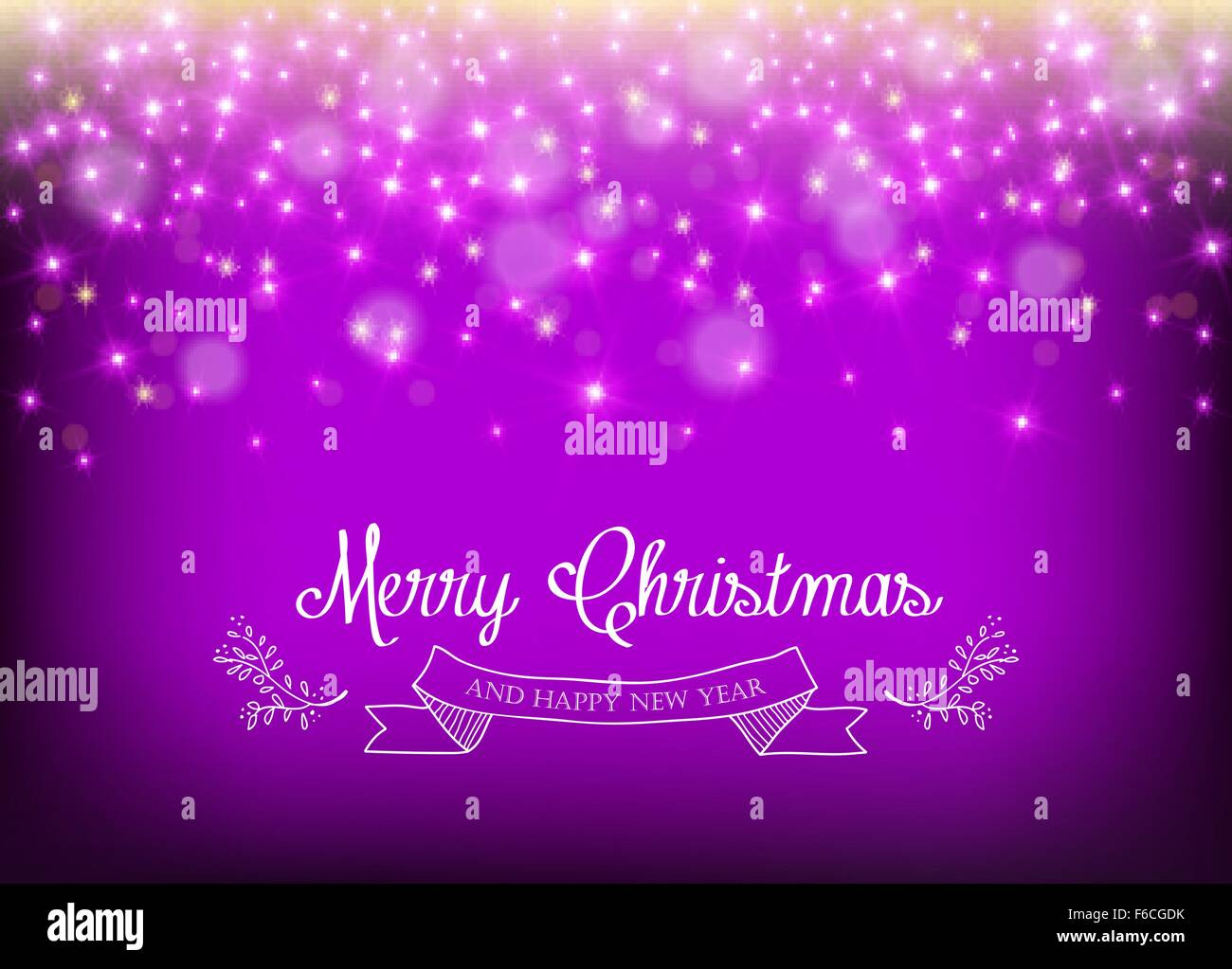 merry christmas happy new year leaf and banner ornament label stock vector image art alamy https www alamy com stock photo merry christmas happy new year leaf and banner ornament label decoration 90016127 html