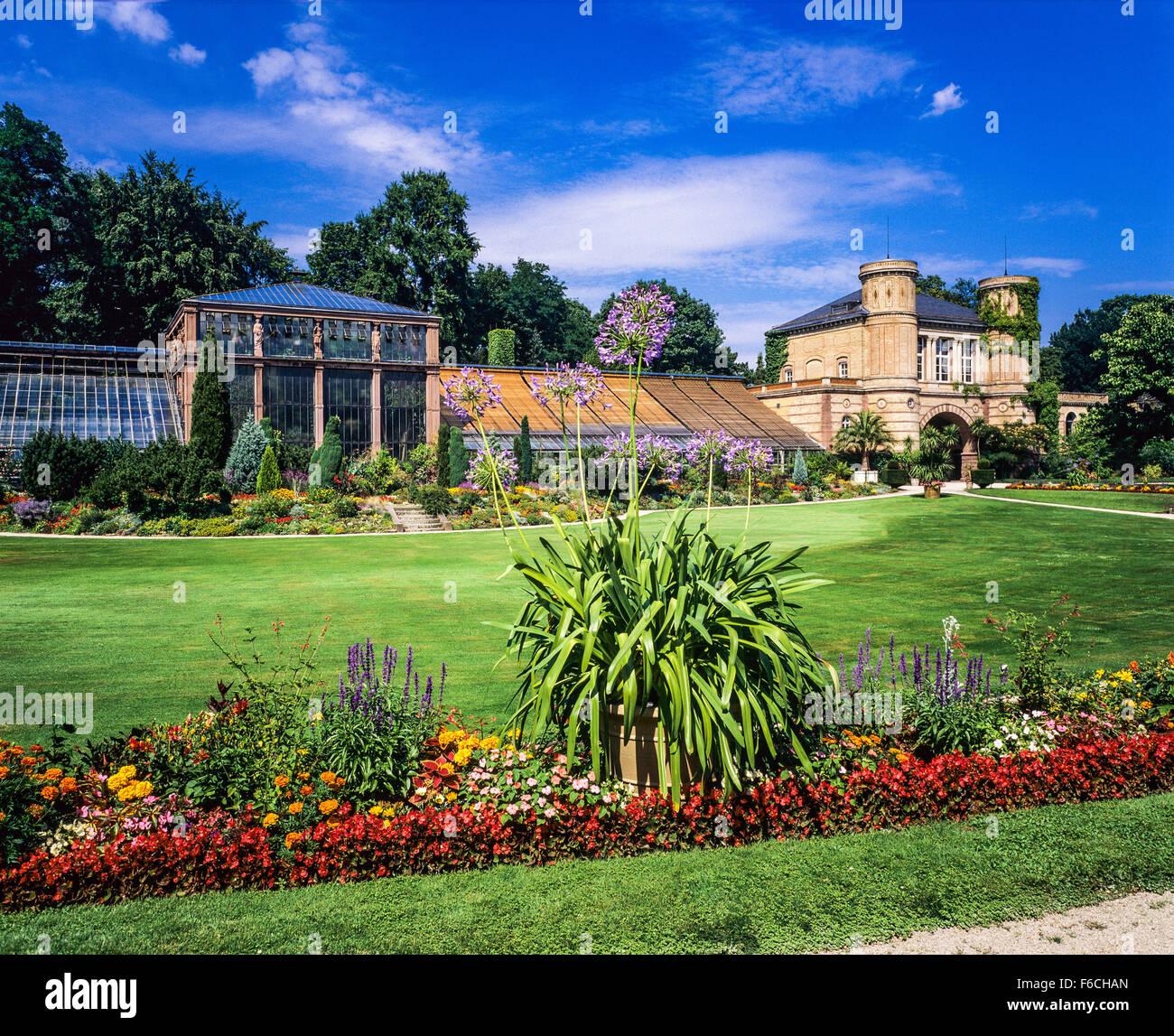 Greenhouses And Gate House Botanischer Garten Botanical Gardens