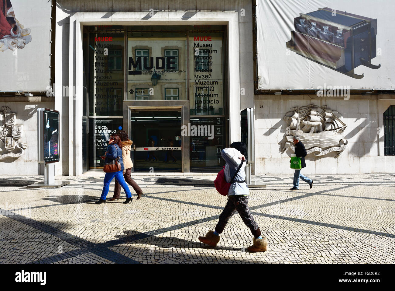 Design Fashion Museum Mude Lisbon High Resolution Stock Photography And Images Alamy