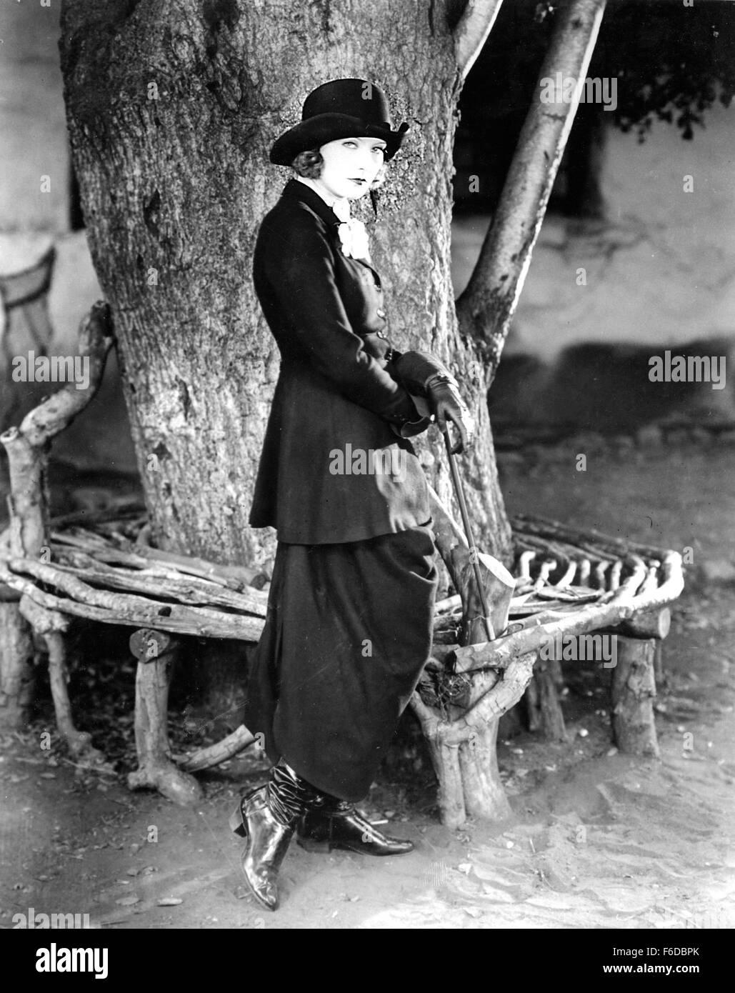 RELEASE DATE: January 2, 1928  MOVIE TITLE: Love  STUDIO Stock Photo