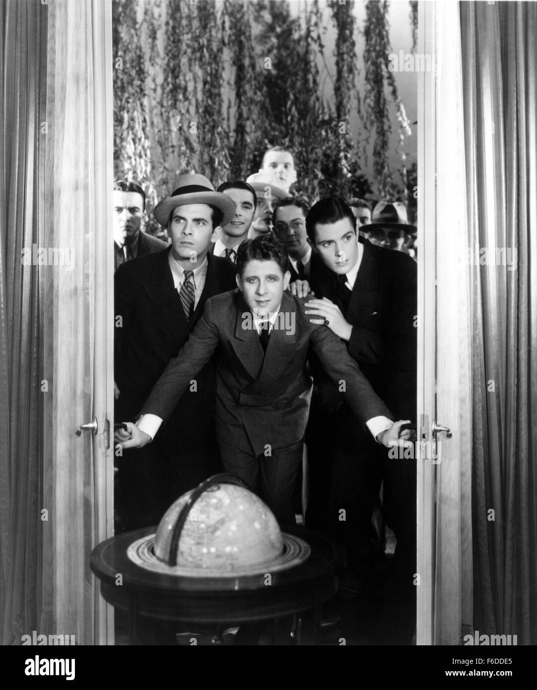 RELEASE DATE: December 1, 1929. MOVIE TITLE: The Vagabond Lover. STUDIO: RKO Radio Pictures. PLOT: College senior - Stock Image
